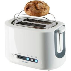 Privileg Toaster TA8145, 2 kurze Schlitze, für 2 Scheiben, 850 W
