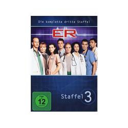 E.R. - Emergency Room Staffel 3 DVD