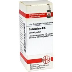 GELSEMIUM C 5 Globuli 10 g