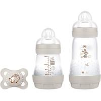MAM Babyflasche Easy Start Anti-Colic Elements Starter Set S, Hase