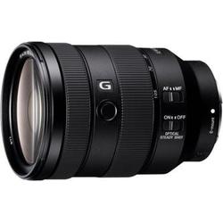 Sony SEL-24105G E-Mount Vollformat G Objektiv, (E 85mm F1.4, OSS, APS-C)