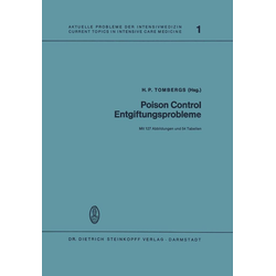 Poison Control Entgiftungsprobleme: eBook von