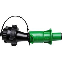 Hünersdorff Sicherheits-Einfüllsystem 819801 Geeignet für Kettensägeöl