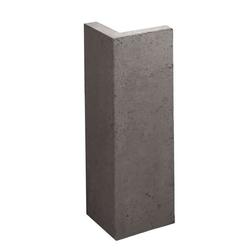 BRULAheat Kaminofen Bauplatte Eckelement 90° 50 x 760 mm