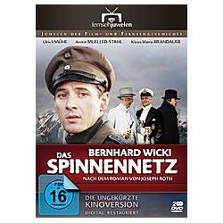 Das Spinnennetz - DVD  Filme