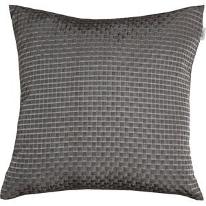 Kissenbezug Square, Esprit (1 Stück), aus recycelten Garnen grau