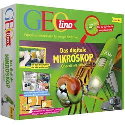 Geolino 67069 Das digitale Mikroskop Mikroskopie Experimentierkasten ab 8 Jahre