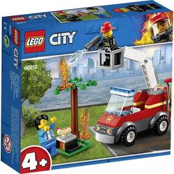 60212 LEGO® CITY Feuerwehr beim Grillfest