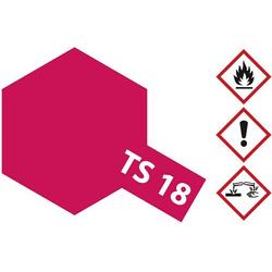 Tamiya Acrylfarbe Rot (metallic) TS-18 Spraydose 100ml