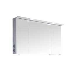 Pelipal Spiegelschrank Brüssel in weiß