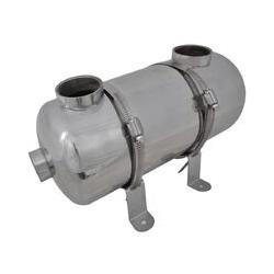 Vidaxl - Pool Wärmetauscher 355 x 134 mm 40 kW