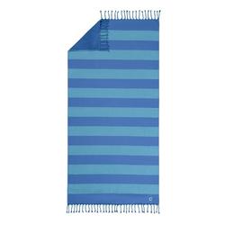 Cawö Strandtuch, Hamamtuch blau