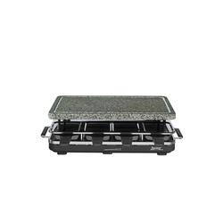 Spring Raclette Raclette 8 mit Granitstein EU schwarz