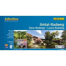 Ilmtal-Radweg Gera-Radweg Laura-Radweg als Buch von