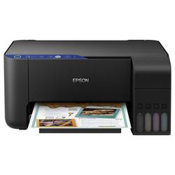 Epson EcoTank ET-2711 - Multifunktionsdrucker - schwarz Multifunktionsdrucker