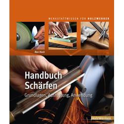 Handbuch Schärfen als Buch von Ron Hock