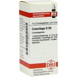 CIMICIFUGA D30