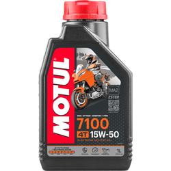 Motul Motorenöl  7100 4T, SAE 15W50, 1 Liter