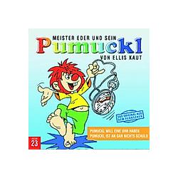 23:Pumuckl Will Eine Uhr Haben/Pumuckl Ist An Gar - Hörbuch