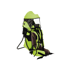 Fillikid Babytrage Rückentrage Explorer, grün grün