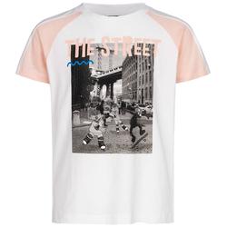 PUMA x Ulica sezamkowa Dziewczynki T-shirt 854484-02 - 104