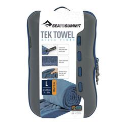 Sea to Summit Tek Towel - Reisehandtuch Dark Blue M (50 x 100 cm)