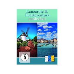 Fuerteventura & Lanzarote Entdecken DVD
