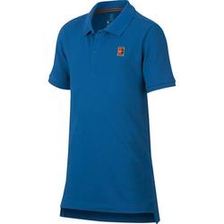 NIKE Jungen Tennis Poloshirt
