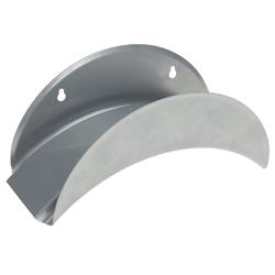 BigDean Gartenschlauchhalter aus Metall 29x13 cm − Für ein Schlauchhalterung, (1-tlg)
