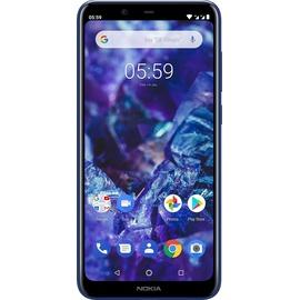Nokia 5.1 Plus blau