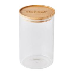 mastrad Vorratsdose StorEat 1.3 L, Borosilikatglas, (1-tlg)