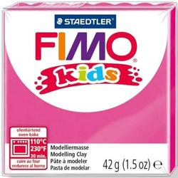 Modelliermasse Fimo Kids rosa 42g