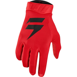 Shift 3LACK Air Motocross hansker, rød, M