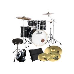 Pearl Drums Mikrofon Pearl Export EXX725Z-C31 +Sabian +Sitz +Kopfhörer