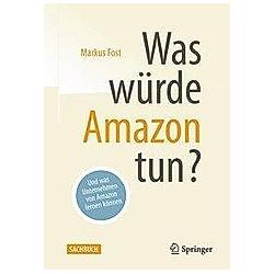 Was würde Amazon tun?; .