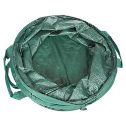 Dehner Mülltonnenbox Gartenabfallsack Pop-Up Comfort, 120 l, Ø 50 cm