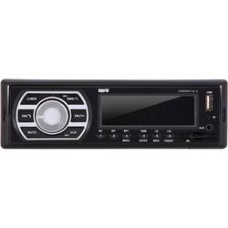 DAB+ Autoradio (Bluetooth inkl. Freisprecheinrichtung, 4 x 25 Watt, microSD-Kartenleser, USB, AUX In) schwarz