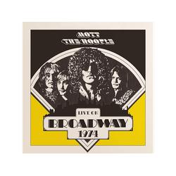 Mott the Hoople - LIVE ON BROADWAY (Vinyl)