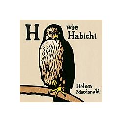 H wie Habicht  6 CDs - Hörbuch