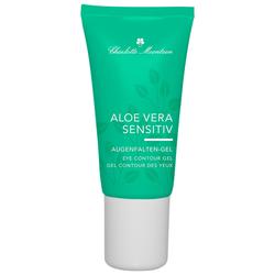 Charlotte Meentzen Aloe Vera Sensitiv Clean Beauty Augengel 15ml