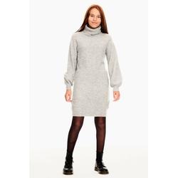 Garcia A-Linien-Kleid mit umgeschlagenem Kragen 140/146