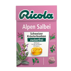 RICOLA o.Z.Box Salbei Alpen Salbei Bonbons 50 g
