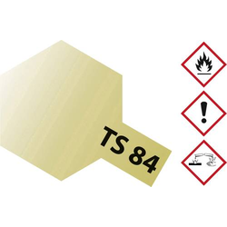 Tamiya Acrylfarbe Gold (metallic) TS-84 Spraydose 100ml