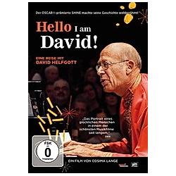 Hello I Am David! Eine Reise mit David Helfgott - DVD  Filme
