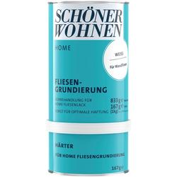 SCHÖNER WOHNEN-Kollektion Grundierfarbe Home Fliesengrundierung, weiß, 1 l