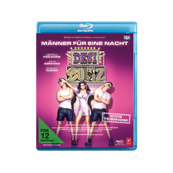 Männer für eine Nacht - Desi Boyz Blu-ray