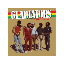 The Gladiators - Full Time (CD)