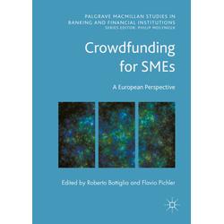 Crowdfunding for SMEs als Buch von