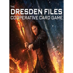 Dresden Files Cooperative Card Game Steam Gift EUROPE