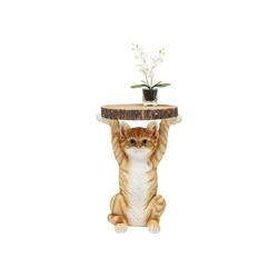 KARE Beistelltisch Beistelltisch Animal Ms Cat 33cm
